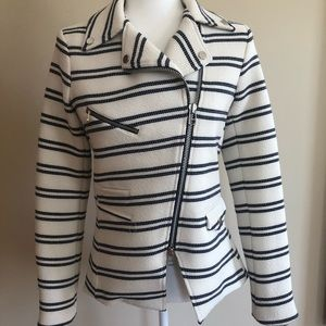 Veronica Beard Striped Jacket